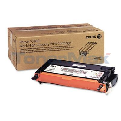 XEROX PHASER 6280 PRINT CARTRIDGE BLACK 7K